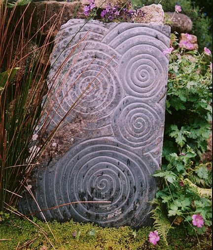 fern carved in stone - Google Search