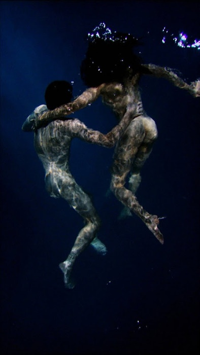 Bill Viola, 2005  Tristan & Isolde - P Sellars