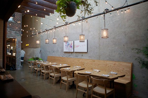 Rose's Luxury Opens Its All-You-Can-Eat Roof Garden | Food & Restaurant News | Washingtonian