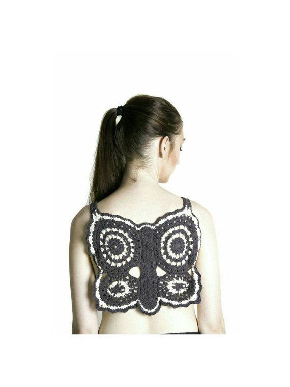 Check out this item in my Etsy shop https://www.etsy.com/listing/236114986/custom-handmade-crochet-womens-butterfly