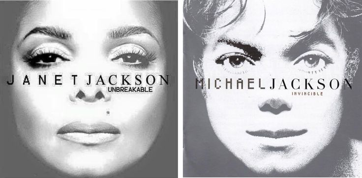 "Janet Jackson ""Unbreakable"" & Michael Jackson ""Invincible"""
