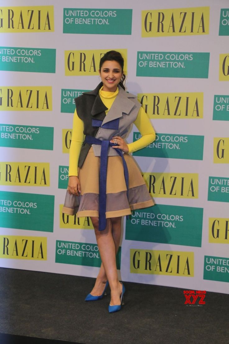 Mumbai: Parineeti Chopra at Cover launch of Grazia magazine#ParineetiChopra - Social News XYZ