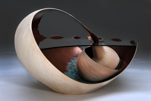 Marc Fish, Mollusque (2012), via Artsy.net