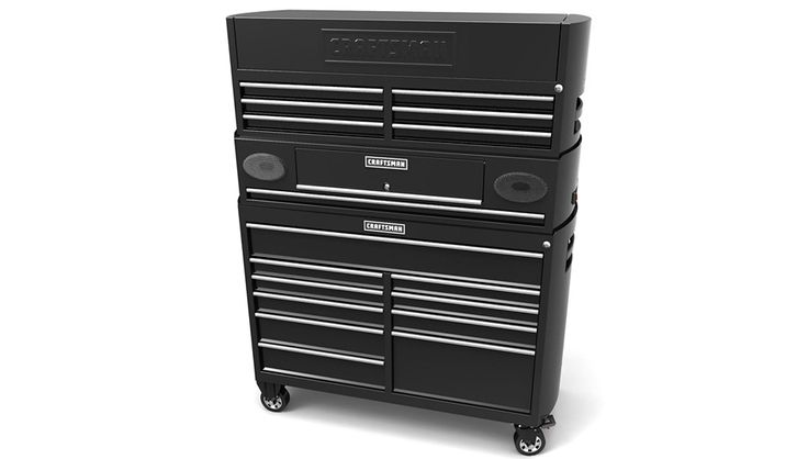 I don't know about need. But it's pretty cool and could be quite handy. Then I could move me existing Toolchest down to my workshop.