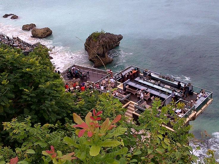 Rock Bar, Ayana Resort, jimbaran, Bali