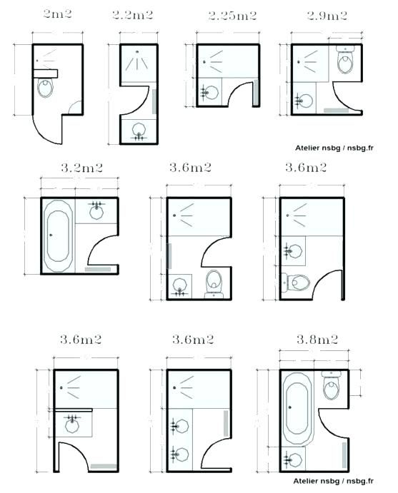 Small Bathroom Designs With Shower Floor Plans Novocom Top