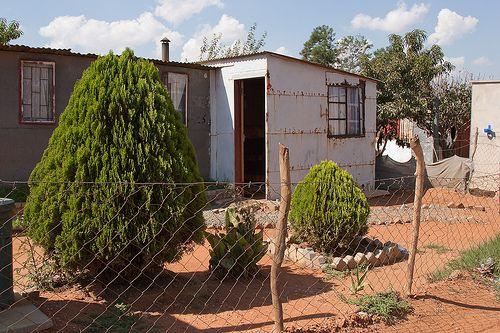 Soweto shack