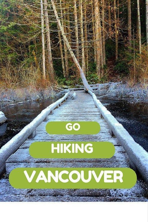 Adoration 4 Adventure's top 5 places to go hiking in Vancouver, Canada.: