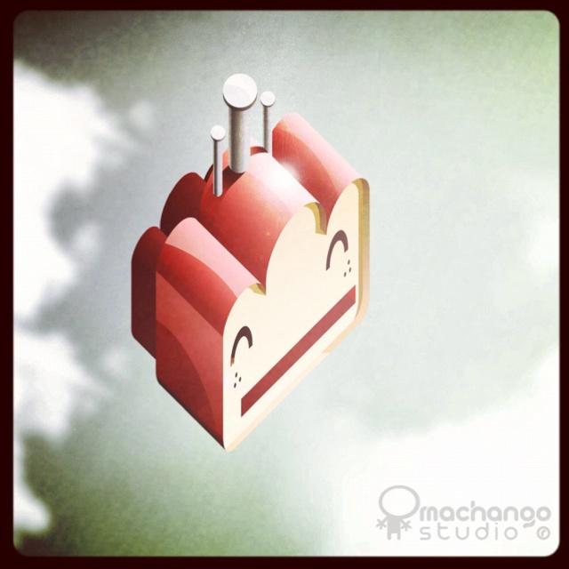 La casa voladora by Machango Studio.