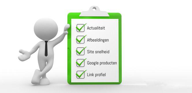 #Checklist om je #website weer eens op te schonen!