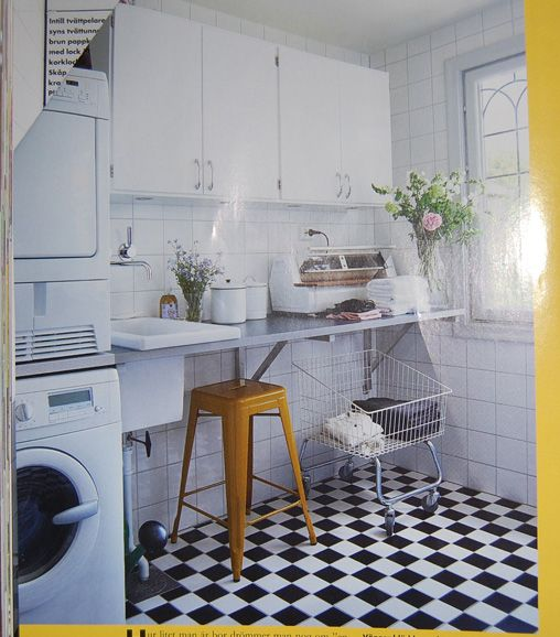 Colorama Stockholmsvägen Mariestad: Tvättstugan