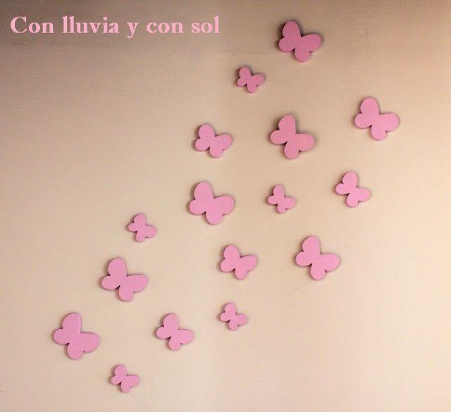 Decoraci n infantil personalizada y letras decorativas - Letras decorativas infantiles ...
