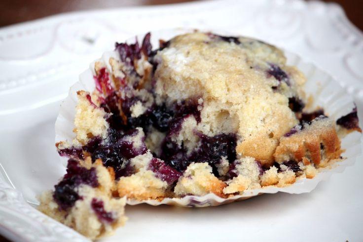 Blueberry Cream Cheese Muffins...