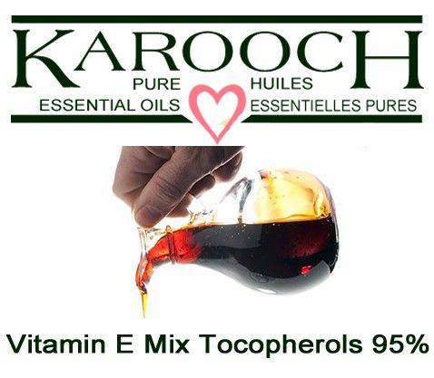 Vitamin E Mixed Tocopherols 95%