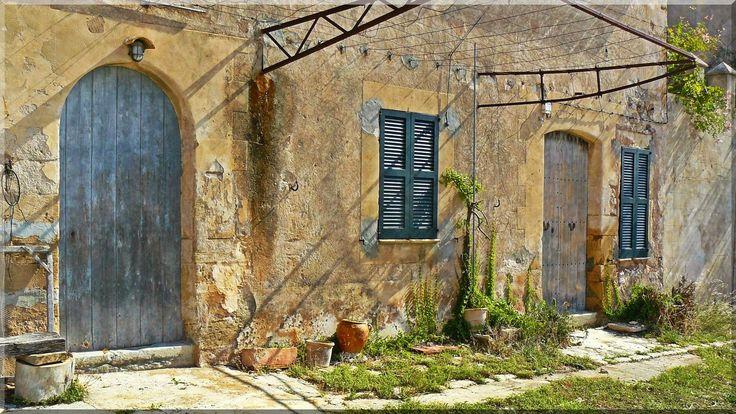 Öreg ház Olaszországban