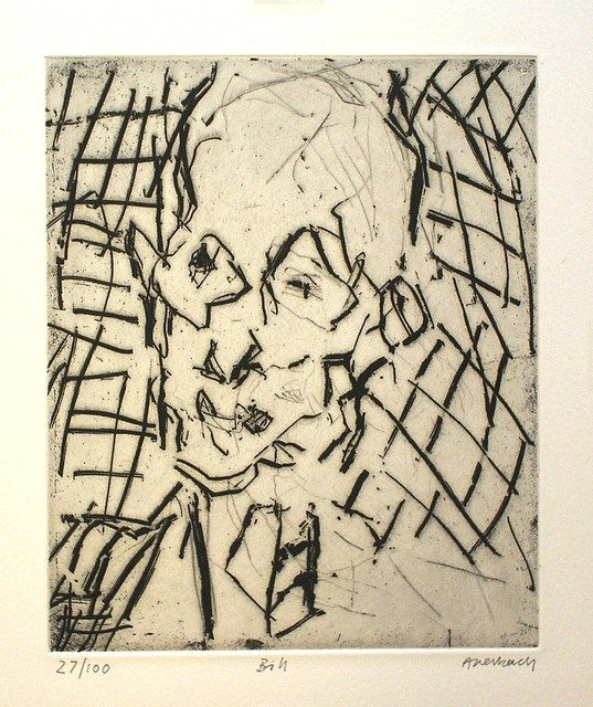 Frank Auerbach | Bill (2009), Available for Sale | Artsy