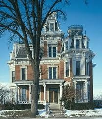 victorian house, i love these old houses! #house #victorian #historical