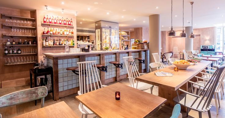 Francesco Mazzei has now opened his authentic Italian trattoria, Radici, in Islington - the area of London he has made his home