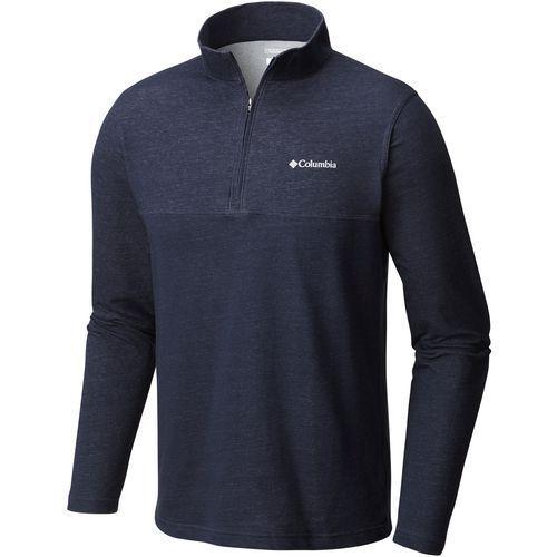 Columbia Sportswear Men's Rugged Ridge 1/4 Zip Top (Navy, Size ) - Men's Outdoor Apparel, Men's Longsleeve Outdoor Tops at Academy Sports