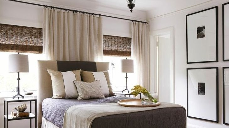 1000+ Ideas About Window Behind Bed On Pinterest