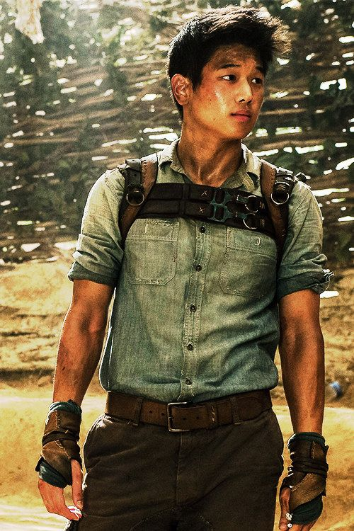 "Which Guy From ""Maze Runner"" Should You Date I got Minholoved that sass since the start❤️meant to be"