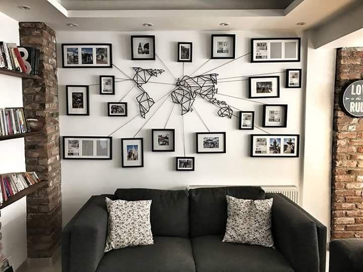 Office wall idea