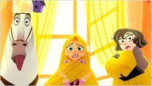'Enredados': A Rapunzel le vuelve a crecer el pelo en el tráiler de la serie secuela de la película de Disney