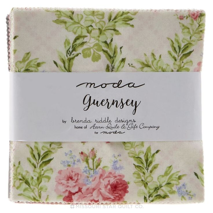 Guernsey Charm Pack