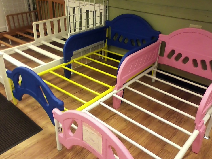 you can rest easy knowing that our selection of new and gently used toddler beds won