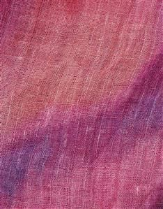 PURPLE-JEWEL PRINT SCARF