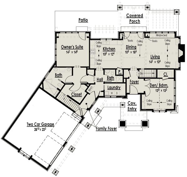 House Plans With Mil Suite on house plans with 3 car garage, ranch house plans with in law suite, house plans with basement apartments,