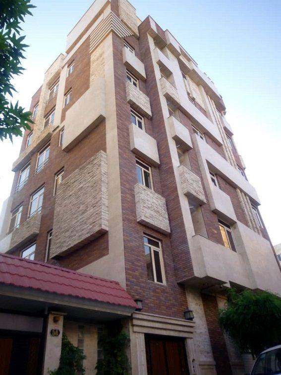 فروش فوري 09123997511 فروش آپارتمان 131متري فول 3خواب تك واحد در جنت آباد مركزي Building Multi Story Building Structures