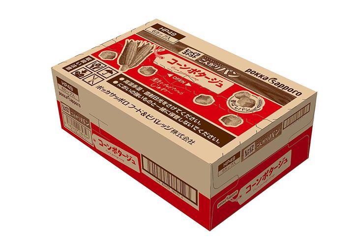 Amazon   ポッカサッポロ じっくりコトコトスープ こんがりパンコーンポタージュ カップ×6個   じっくりコトコト   スープ 通販