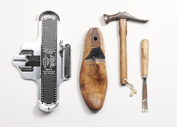 handmade shoe tool