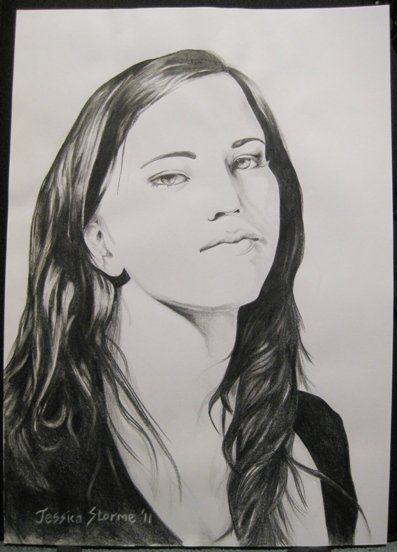 Samara Reyneke - Portrait by Jessica Storme