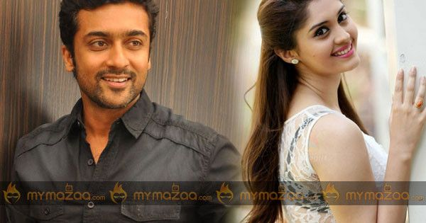 #Suriya35 to have #VIP #actress #Surabhi playing a cameo role