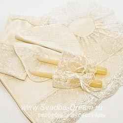 Венчальные рушники, наборы и предметы на свадьбу