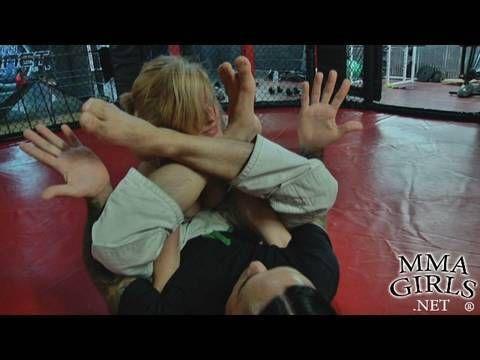 Eddie Bravo teaches Joanne The Sorcerer