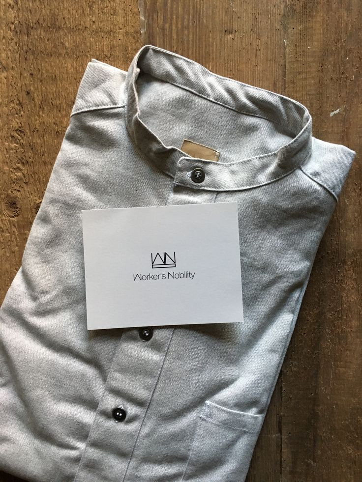 Ny skjorte i gammelt design