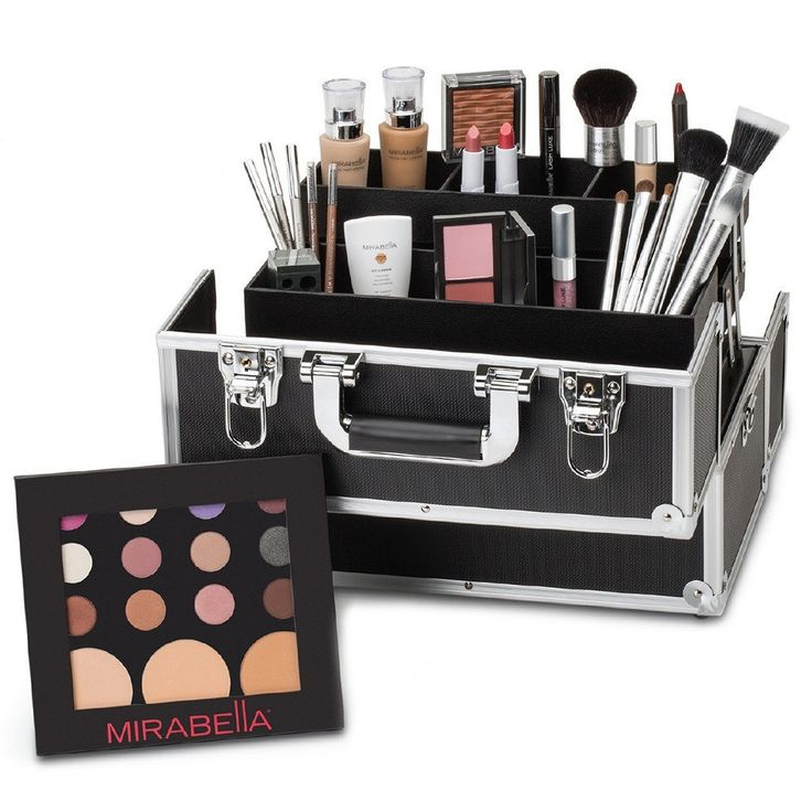 Mirabella Makeup Artist Pro Box  Amazon Price: $399.99 (as of October 29, 2016 00:38 - Details). Product prices and availability  Read more http://cosmeticcastle.net/mirabella-makeup-artist-pro-box/  Visit http://cosmeticcastle.net to read cosmetic reviews