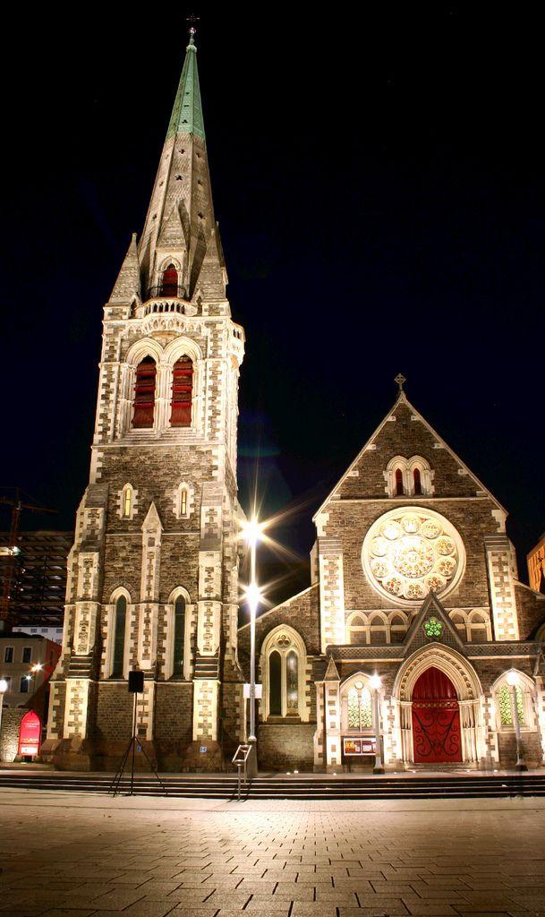 Christchurch Cathedral New Zealand Zealandwedding Venuespinelecathedralsscenerybuildingswedding Reception