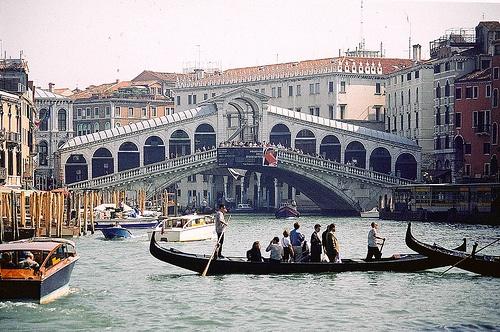 Ponte Rialto - Venezia