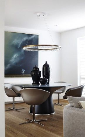 Hawthorn - Formal dining space, Christopher Elliott