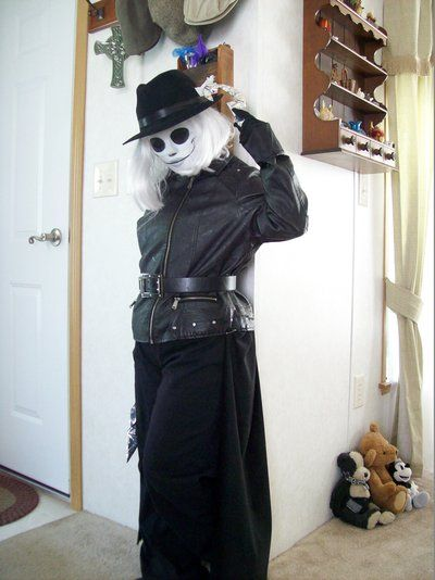 PUPPET MASTER BLADE COSTUME (Home-Made) by randomgirl26
