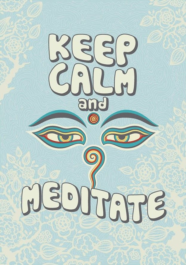 Keep calm and meditate.  #meditation #meditations #manifestation #awakening #awareness #consciousness #powerofthemind #beherenow #oneness #raisevibration #innerpower #powerthoughtsmeditationclub