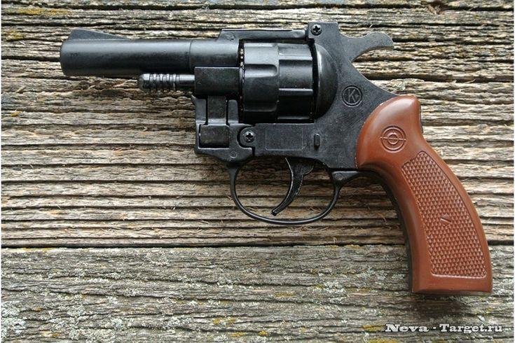 Мини револьвер сигнальный MOD 314, кал. 5, 6мм  Long Blanc (Италия)-- ------ 4 000 рж