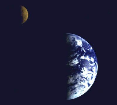 Maa ja Kuu