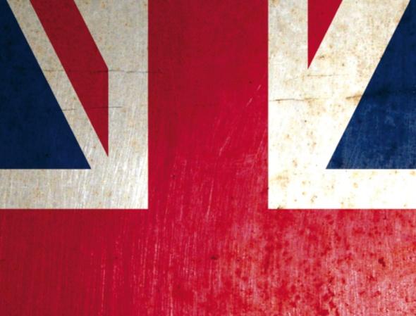 Bandera UK - Blackberry Bold 9700 9780