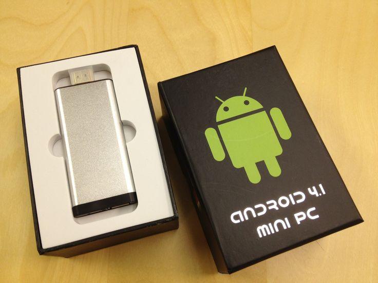 Mini iMito MX1 Android 4.1 Jelly Bean Google TV Box HD IPTV Player PC Rockchip RK3066 1G DDR3 1.6Ghz Cortex A9 Dual Core CPU Bluetooth Built In Aluminium for Heat Dissipation (Silver)