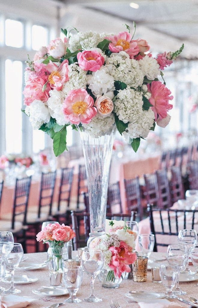 52 best images about tall wedding centerpieces on for Wedding reception centrepieces